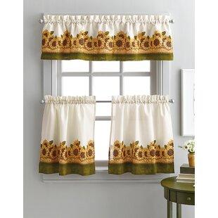 Kitchen Valances & Kitchen Curtains You
