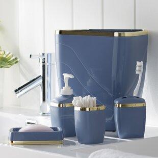 Teal Bathroom Accessories  Wayfair