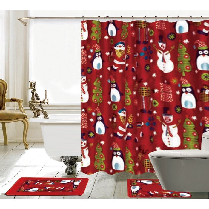 Awesome shower curtain 2