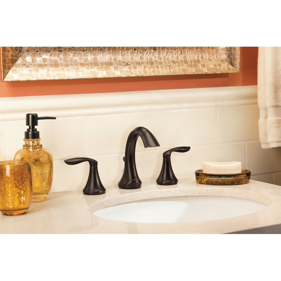 Bronze faucets for bathroom