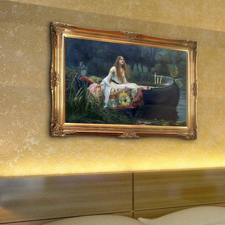 Lady of shalott webcam