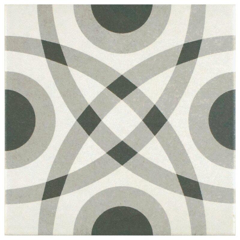 4 tile patterns for floors