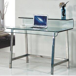 Tall Glass Desk | Wayfair.co.uk
