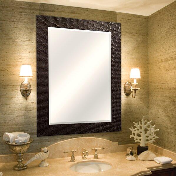 Bronze bathroom lights