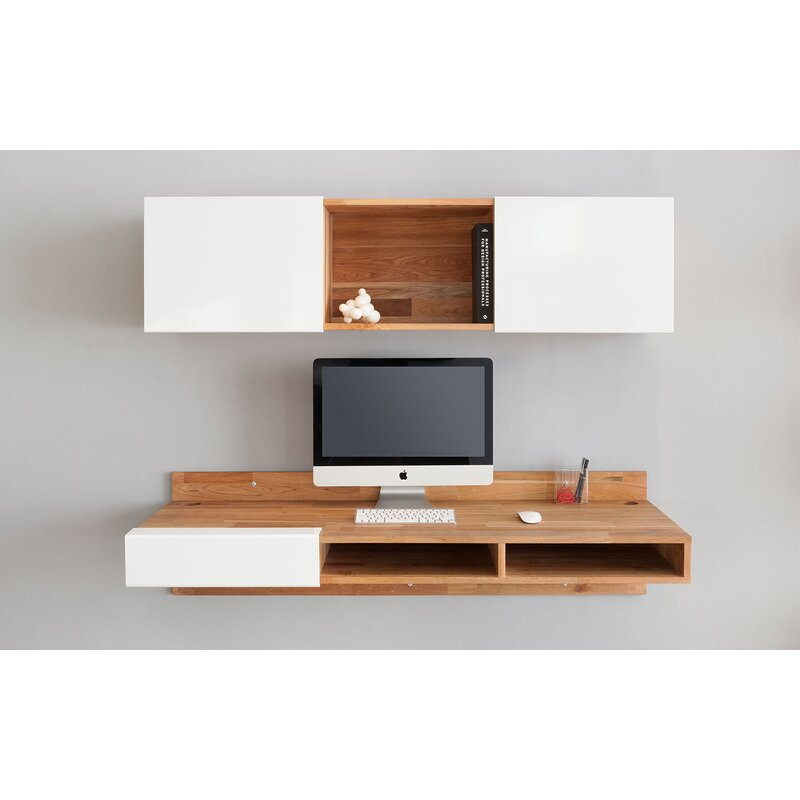 Hornsey Floating Desk | AllModern