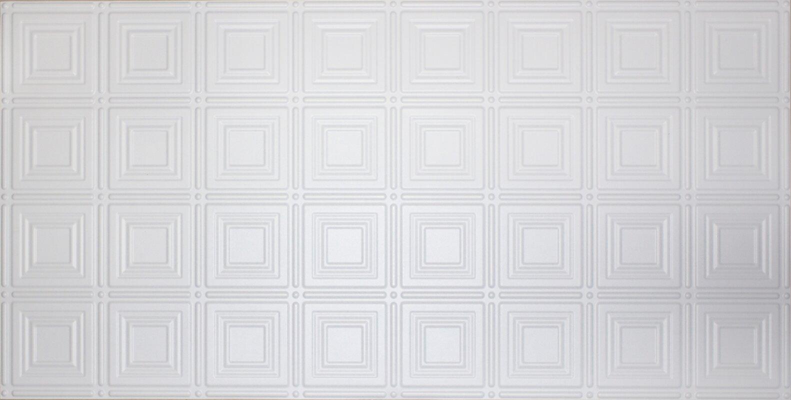 Ceiling tiles glue up