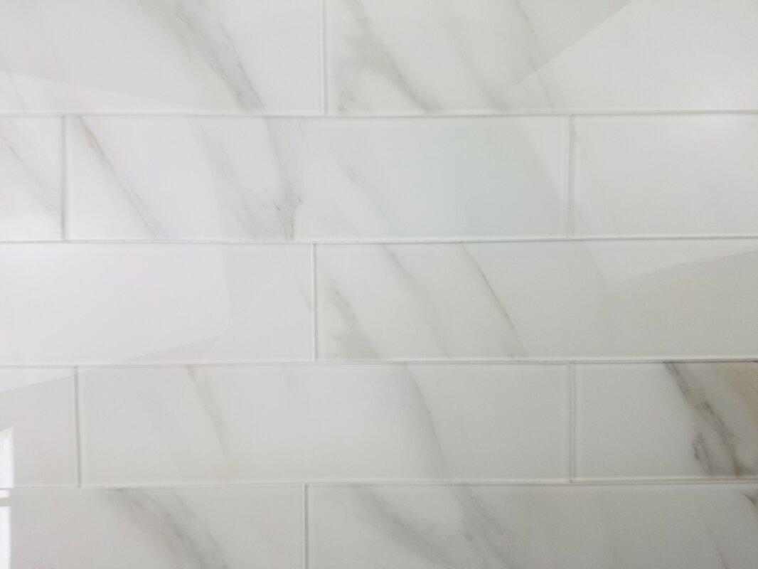 Grecian white subway tile