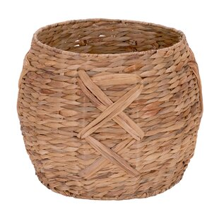 Round Wicker Baskets | Wayfair