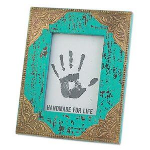 Teal picture frames  Etsy