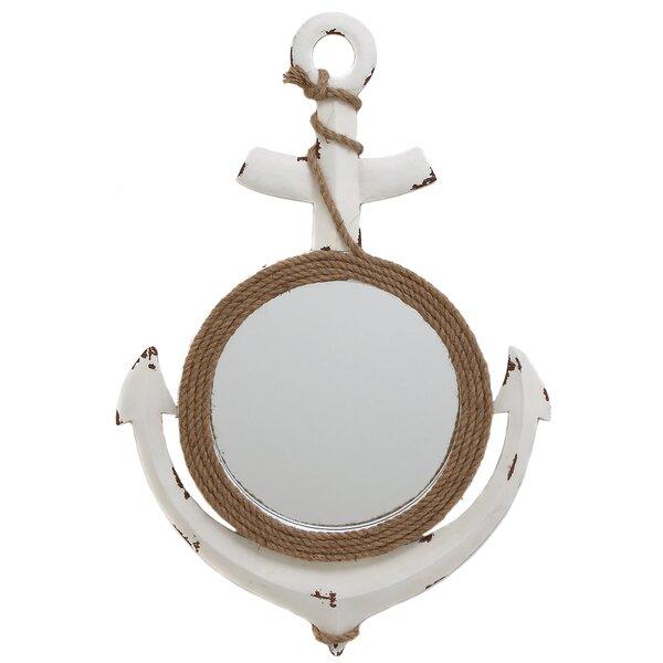 Nautical wall mirror