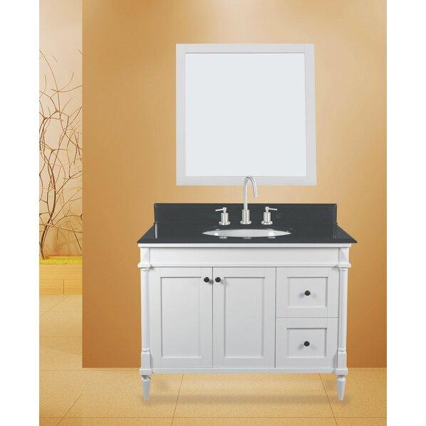 41 inch bathroom vanity