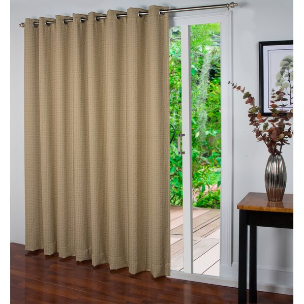 Patio curtain