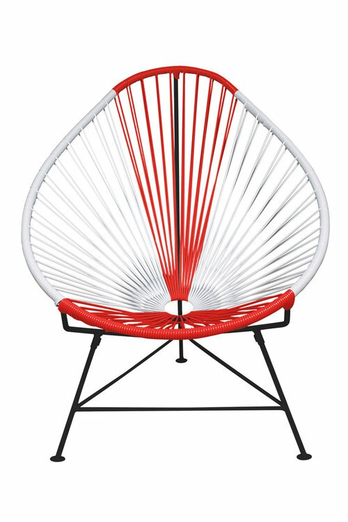 Papasan chair metal