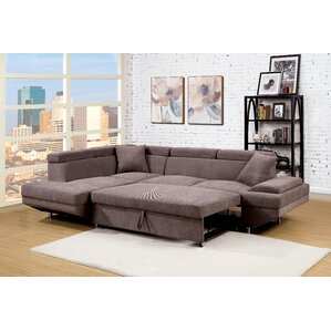 Aprie Sleeper Sectional by Orren Ellis
