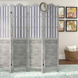 Vozelle 4 Panel Room Divider