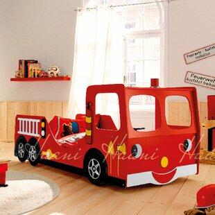 Fire Engine Bunk Bed Wayfair Co Uk