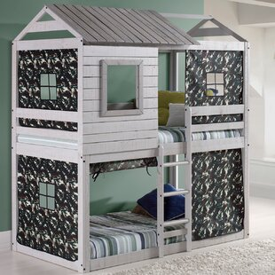 Shirlene Twin Over Bunk Bed