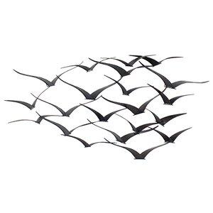 Metal Birds Wall Du00e9cor