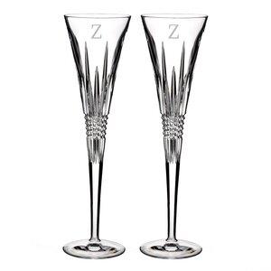 Lismore Diamond 5 oz. Champagne Flute