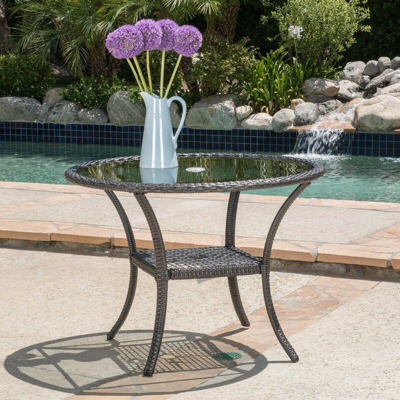 Darden Outdoor Bistro Table