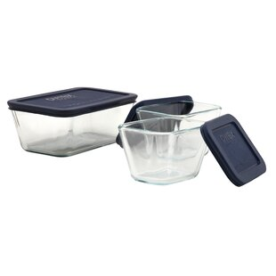 Glass Food Storage Youll Love Wayfair