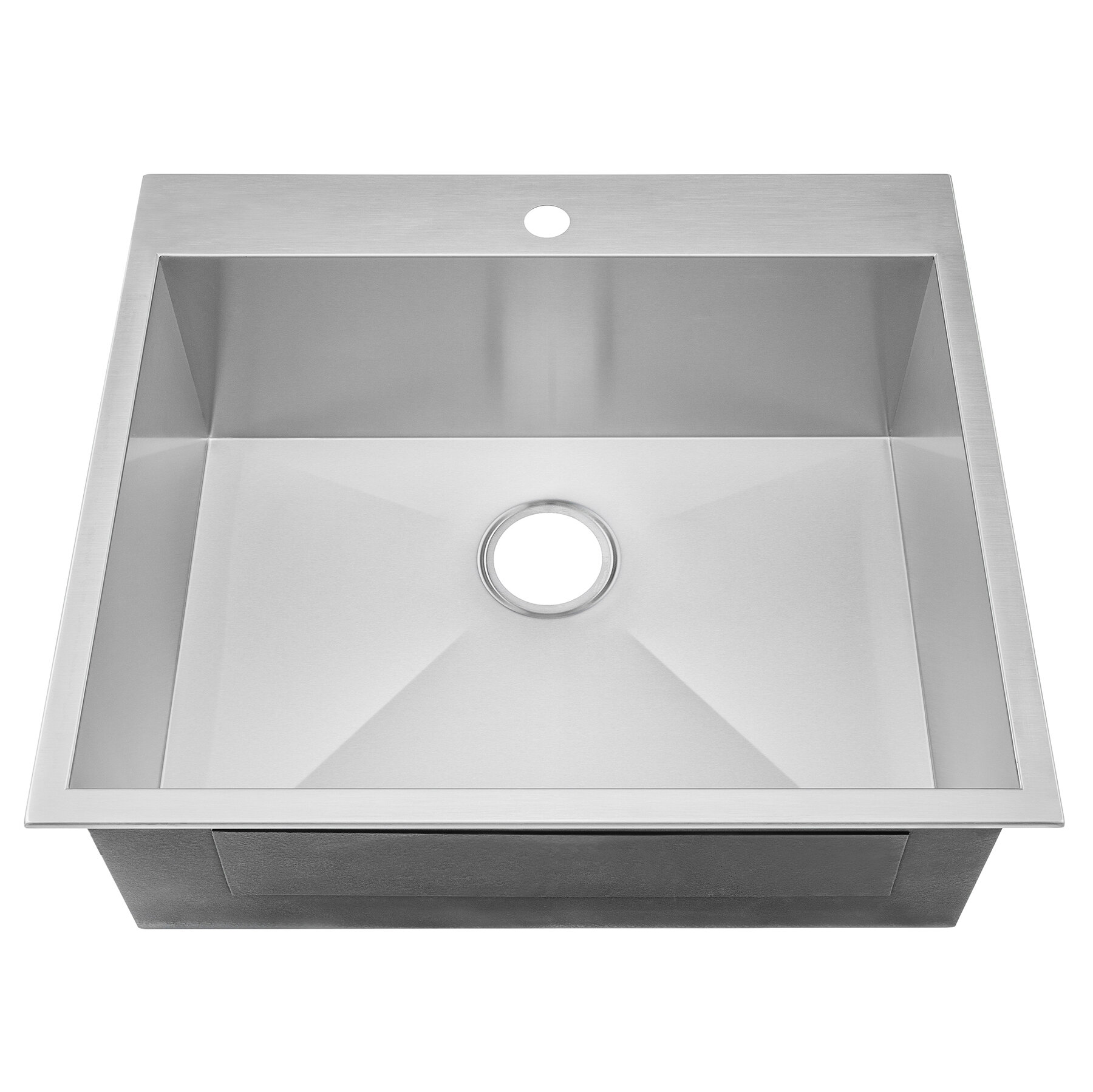 25 x 22 drop in kitchen sink reviews joss main rh jossandmain com 25 x 22 undermount kitchen sink 25 x 22 inch kitchen sink