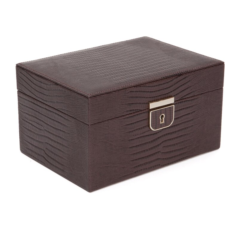 WOLF Palermo Small Jewelry Box Reviews Wayfair