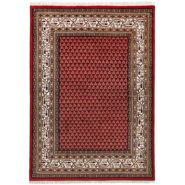 parwis handgefertigter teppich indo mir ghalip. Black Bedroom Furniture Sets. Home Design Ideas