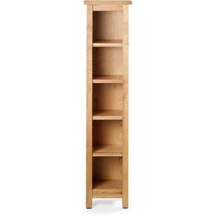 Normandy Narrow 150cm Standard Bookcase