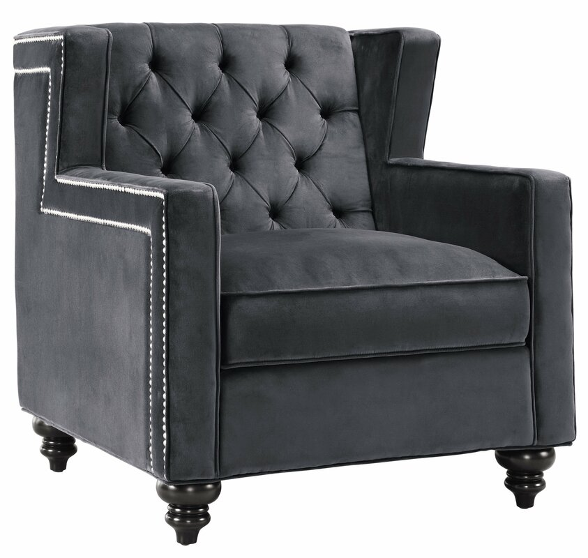 TOV Sydney Armchair & Reviews | Wayfair