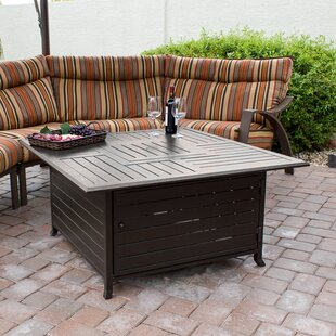 outdoor fire pit table Fire Pit Tables You'll Love | Wayfair outdoor fire pit table