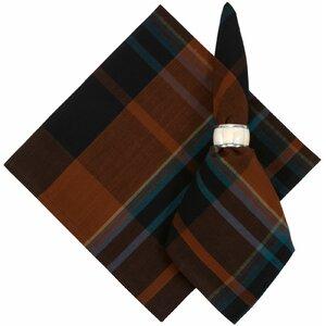 Adobestone Plaid Napkin (Set of 6)