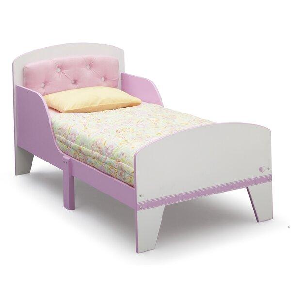 toddler beds you 39 ll love wayfair. Black Bedroom Furniture Sets. Home Design Ideas