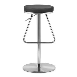 Robles Adjustable Height Swivel Bar Stool