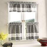 Kitchen Coffee Curtains | Wayfair