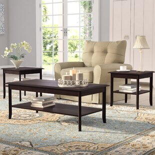 Jessica 3-Piece Coffee Table Set : living room end table sets - pezcame.com