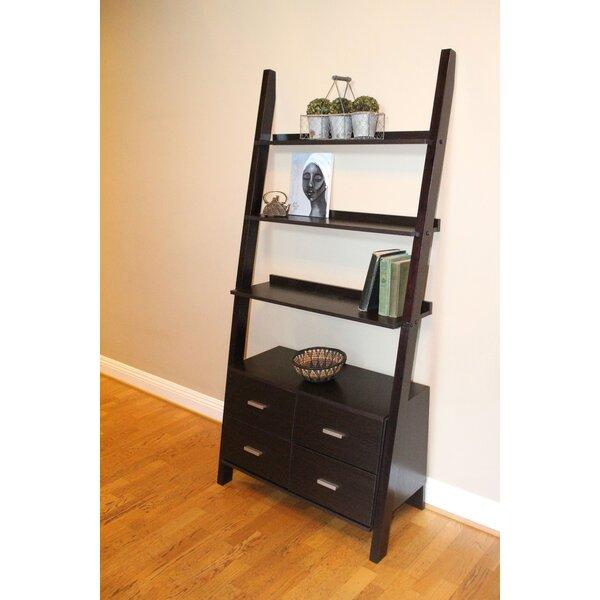 Urban Ladder Kitchen Shelf: Red Barrel Studio Occil Ladder Bookcase