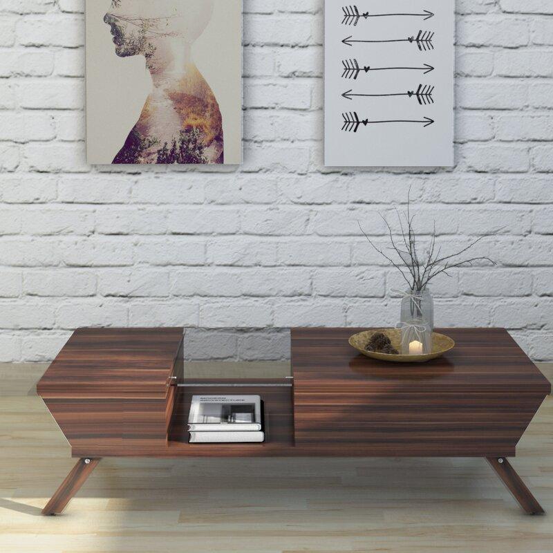 Mercury Row Soto Coffee Table Amp Reviews Wayfair