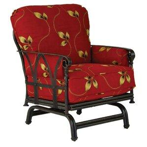 milazzo swivel patio chair with cushions