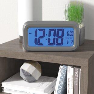 Alarm Clocks You\'ll Love | Wayfair