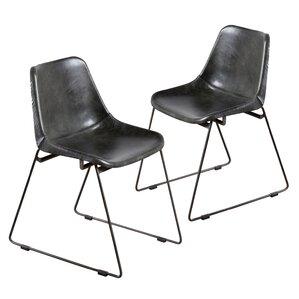 Belknap Bucket Side Chair (Set of 2) by Wildon Home ?