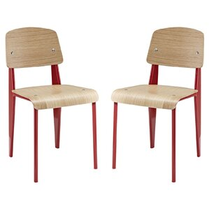 Cabin Side Chair (Set of 2) by Modway