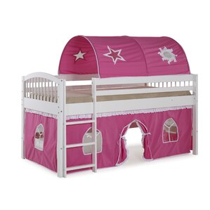 Abigail Twin Loft Bed by Zoomie Kids
