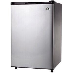 4.6 cu. ft. Compact Refrigerator with Freezer