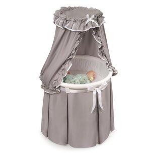 Baby Wooden Cradle Wayfair