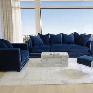 Blue Living Room Sets You\'ll Love