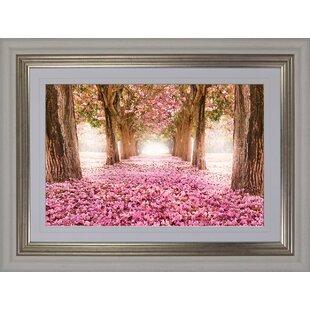 U0027The Path To Romanceu0027 Framed Photographic Print