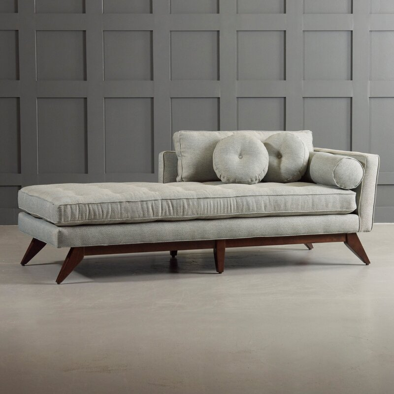 DwellStudio Fairfax Chaise Lounge & Reviews