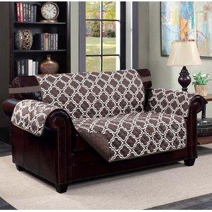 Macy Box Cushion Loveseat Slipcover by Kashi Home