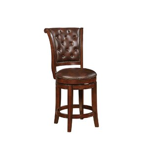 Wetzel Bar Stool by Fleur De Lis Living